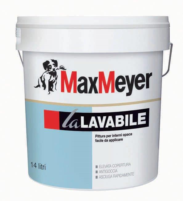 Vendita PITTURA MURALE LA LAVABILE MAX MEYER