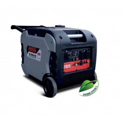 GRUPPO ELETTROGENO GE 4000 MI BENZINA 220V 3,6 KW (MAX KW 4)