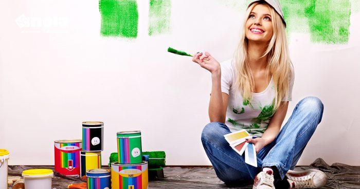 Come scegliere il tipo di pittura ideale
