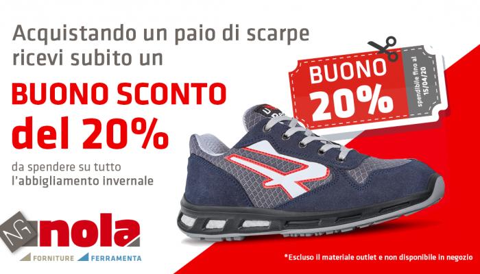 Scarpe in offerta Colleferro, promozione scarpe e sconti