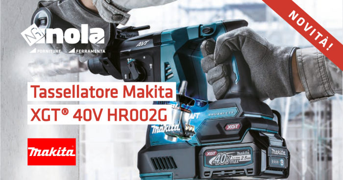 Tassellatore Makita XGT® 40V HR002G