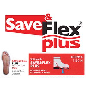 lamina antiperforazione u power Save & Flex plus