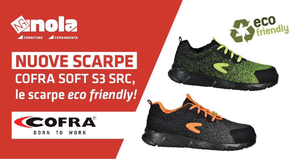 Nuove Scarpe Cofra S3 SRC