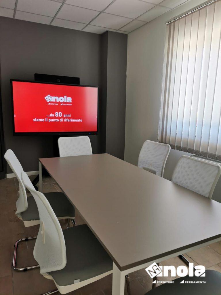 sala riunioni Nola Ferramenta