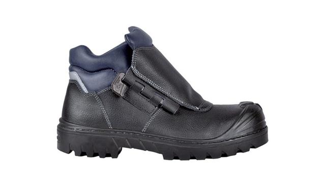 scarpe antinfortunistiche Cofra Solder Bis S3 HI CI HRO SRC.